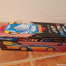 Juguetes antiguos: FLOMO RACING CAR. Lote 224209916