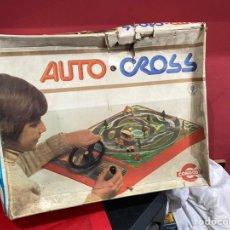 Giocattoli antichi: AUTO CROSS AUTOCROSS CONGOST JUEGO PISTA SIN COCHE.CON LLAVE REF 1502 AÑOS 70. Lote 226228935