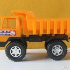 Brinquedos antigos: CAMION VOLQUETE KARPAN M.O.P. CARRETERAS CONSERVACIÓN REF. 331. Lote 227224440