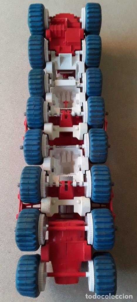 Juguetes antiguos: Vehículo lunar de clim grandes dimensiones 62cms - Foto 14 - 227902445