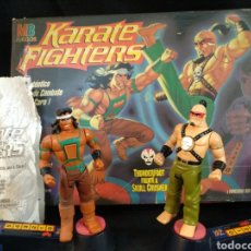 Juguetes antiguos: JUEGO KARATE FIGHTHERS DE MB. Lote 231145155