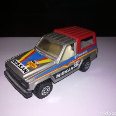Jouets Anciens: COCHE 4X4 NISSAN PATROL MARCA GUISVAL MADE IN SPAIN AÑOS 90. Lote 232843325