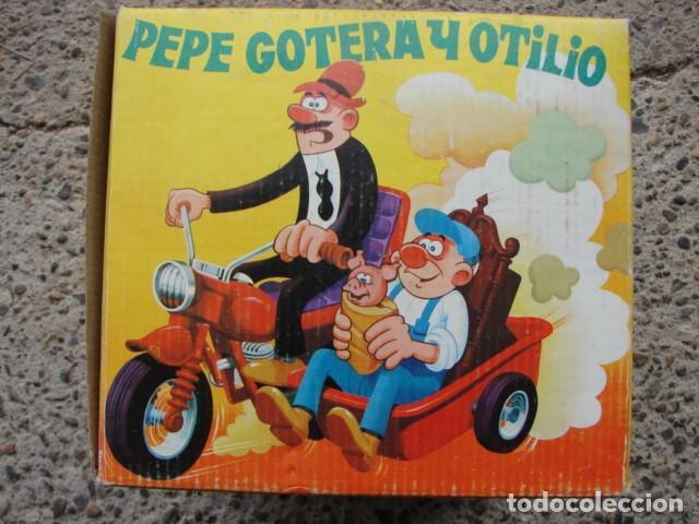 PEPE GOTERA Y OTILIO MOTORIZADOS - JUGUETES CORAMA (Juguetes - Marcas Clasicas - Otras Marcas)