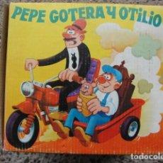 Giocattoli antichi: PEPE GOTERA Y OTILIO MOTORIZADOS - JUGUETES CORAMA. Lote 234584460