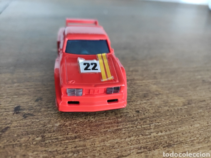 COCHE CARRERAS TCR 1980 IDEAL TOY CORP MODEL IBER S.A MADE IN SPAIN (Juguetes - Marcas Clasicas - Otras Marcas)