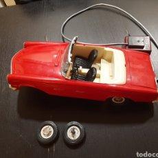 Brinquedos antigos: MERCEDES 230SL DE NACORAL PARA PIEZAS O RESTAURAR. Lote 238107310