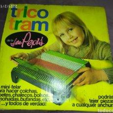 Juguetes antiguos: TRICOTRAM SRTA PEPIS. Lote 241248610