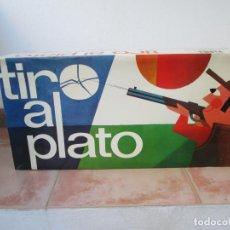 Brinquedos antigos: TIRO AL PLATO DE PERMA, INDUSTRIAS REEXSA, ESPAÑA, LEER DESCRIPCIÓN.. Lote 241466575