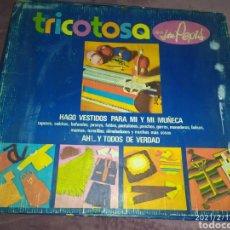 Juguetes antiguos: TRICOTOSA SRTA PEPIS. Lote 241677280