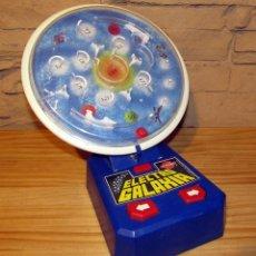 Brinquedos antigos: ELECTRO GALAXIA - CONGOST - AÑO 1981 - ANTIGUO JUEGO ELECTRONICO. Lote 242429060