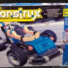 Juguetes antiguos: CONSTRUX 4X4 RACERS DE MATTEL AÑO 1996. Lote 242913810