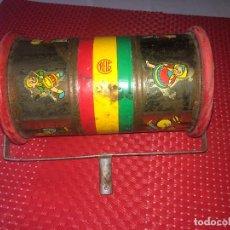 Brinquedos antigos: RULO MUSICAL REIG - IBI ( ALICANTE ) - AÑOS 60. Lote 242967265