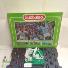 Brinquedos antigos: JUEGO SUBBUTEO CLUB EDITION REF.60140-FUTBOL BORRAS-. Lote 243067790