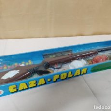 Jouets Anciens: RIFLE CAZA POLAR REF:995 DE JUGUETES PERY ( IBI ) MADE IN SPAIN , AÑOS 70/80. Lote 243645325