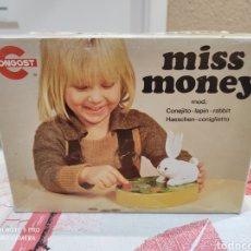 Brinquedos antigos: MISS MONEY DE CONGOST. AÑOS 70.. Lote 244605820