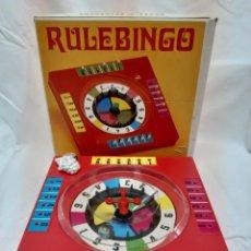 Juguetes antiguos: RULEBINGO - RULETA DE JUGUETE MARCA GRACIA. Lote 245096605
