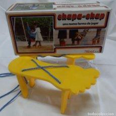 Juguetes antiguos: CHAPA CHAP DE WONIL. AÑOS 70.. Lote 245109000