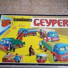 Juguetes antiguos: CADENA DE MONTAJE GEYPER REF 504.. Lote 245197860