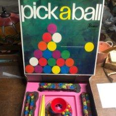 Juguetes antiguos: PICKABALL DE PERMA (TAL Y COMO SE VE EN LAS FOTOS). Lote 245350540