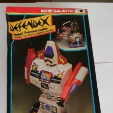 Juguetes antiguos: ROBOT DEFENDEX DE CLIM, EN CAJA. CC. Lote 245545240