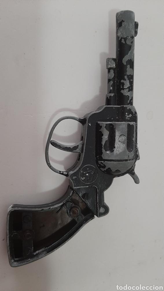 Juguetes antiguos: Pistola Gonher años 80 oeste - Foto 2 - 246106705