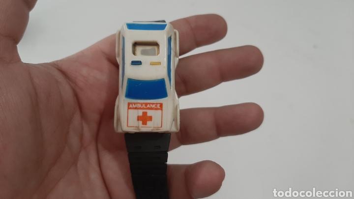 Juguetes antiguos: Lote reloj de juguete años 80 - Foto 2 - 246107225