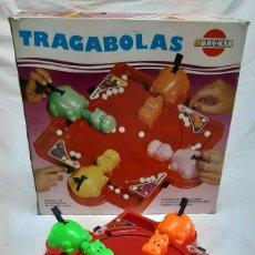 Juguetes antiguos: TRAGABOLAS (MARCA BREKAR) ORIGINAL 1ª SERIE.. Lote 246995300