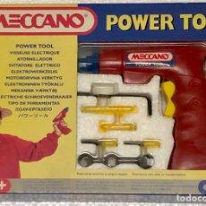 Juguetes antiguos: MECCANO POWER TOOL. Lote 248825420