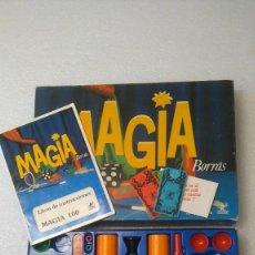 Juguetes antiguos: MAGIA BORRAS 100 JUEGOS. Lote 249184370