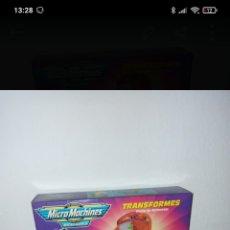 Juguetes antiguos: CASCO MICRO MACHINES AÑOS 90 NUEVO. Lote 251076275