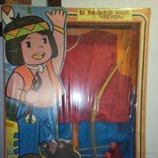 Juguetes antiguos: EL BOSQUE DE TALLAC -SENDA 1978 JOSMAN. Lote 251263755