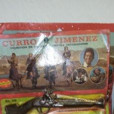 Juguetes antiguos: TRABUCO DE CURRO GIMENES 70-80 NUEVO. Lote 251917265