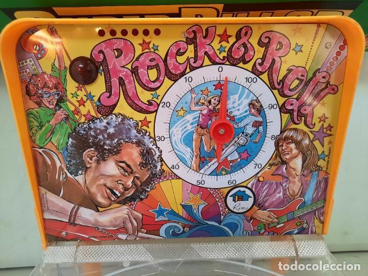 Juguetes antiguos: PINBALL RIMA ROCK & ROLL ( PARA DESPIECE ) - Foto 4 - 251971015