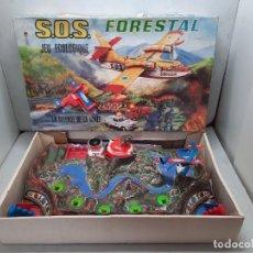 Juguetes antiguos: S.O.S FORESTAL DE JUGATI. Lote 252501385