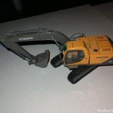 Brinquedos antigos: ESCABADORA MOTORART. Lote 253859465