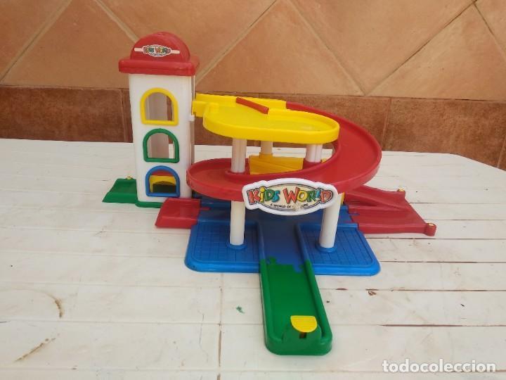 Juguetes antiguos: Garaje de Toy Planet - Foto 3 - 254345535