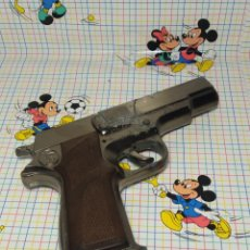 Juguetes antiguos: PISTOLA MADEN IN SPAIN GONHER. Lote 261825135