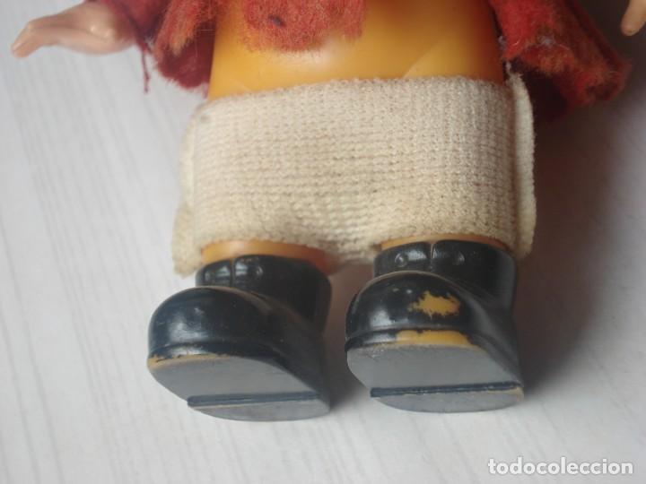 Juguetes antiguos: Muñeca Original Little Lulu La Pequeña Lulú Western P. Mecánica Ibense 1984 - Foto 9 - 263188555