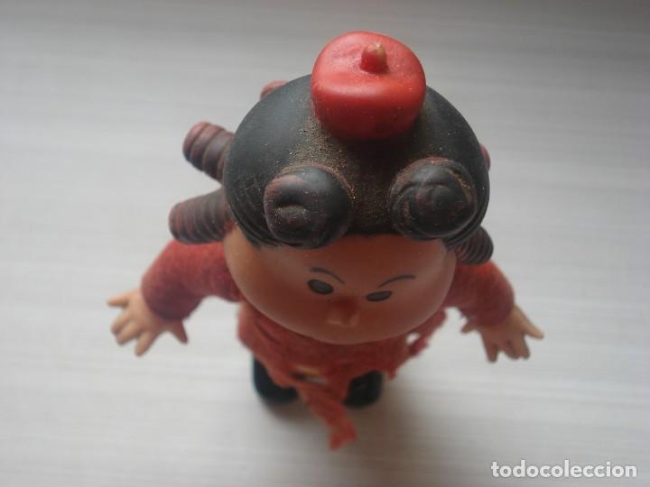Juguetes antiguos: Muñeca Original Little Lulu La Pequeña Lulú Western P. Mecánica Ibense 1984 - Foto 11 - 263188555