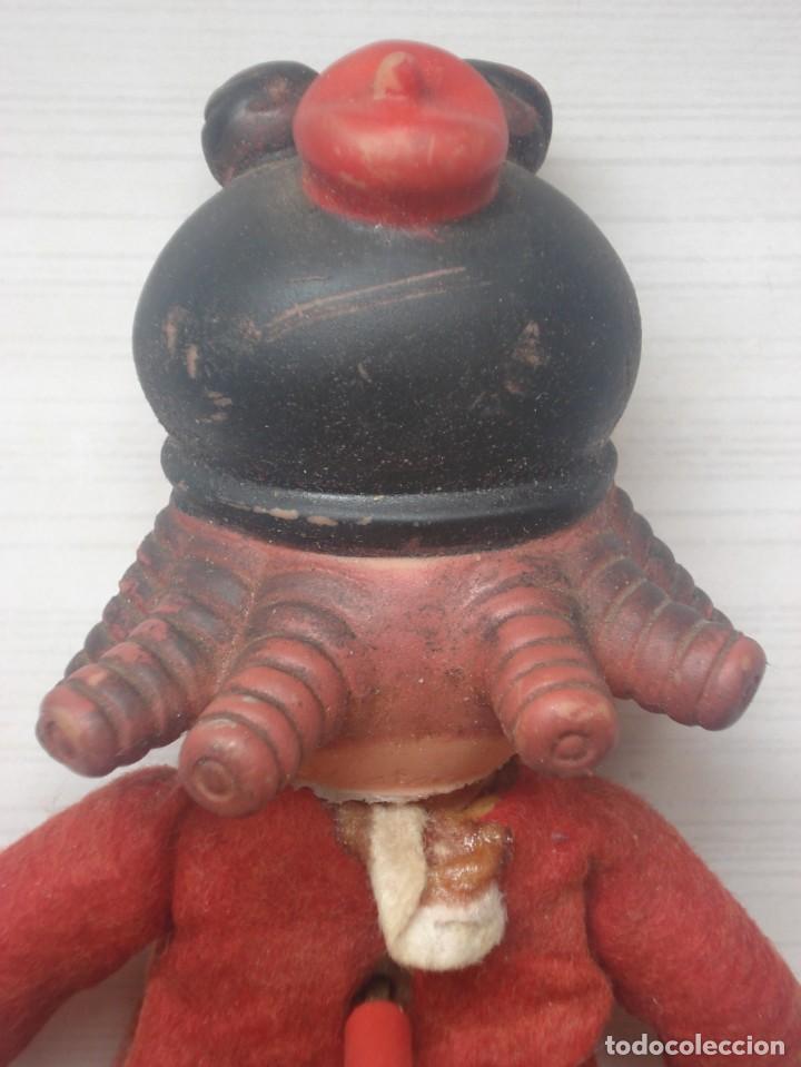 Juguetes antiguos: Muñeca Original Little Lulu La Pequeña Lulú Western P. Mecánica Ibense 1984 - Foto 17 - 263188555