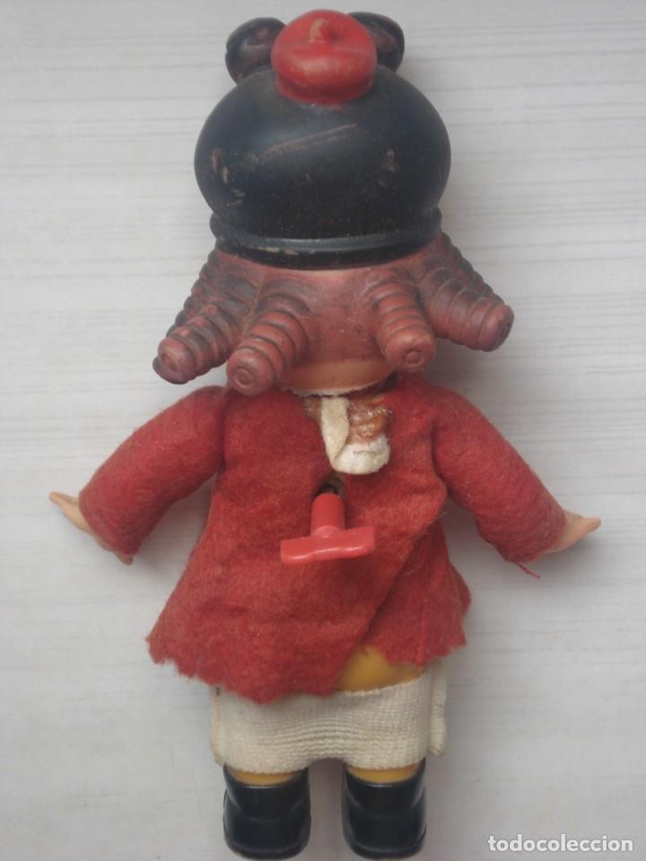 Juguetes antiguos: Muñeca Original Little Lulu La Pequeña Lulú Western P. Mecánica Ibense 1984 - Foto 19 - 263188555