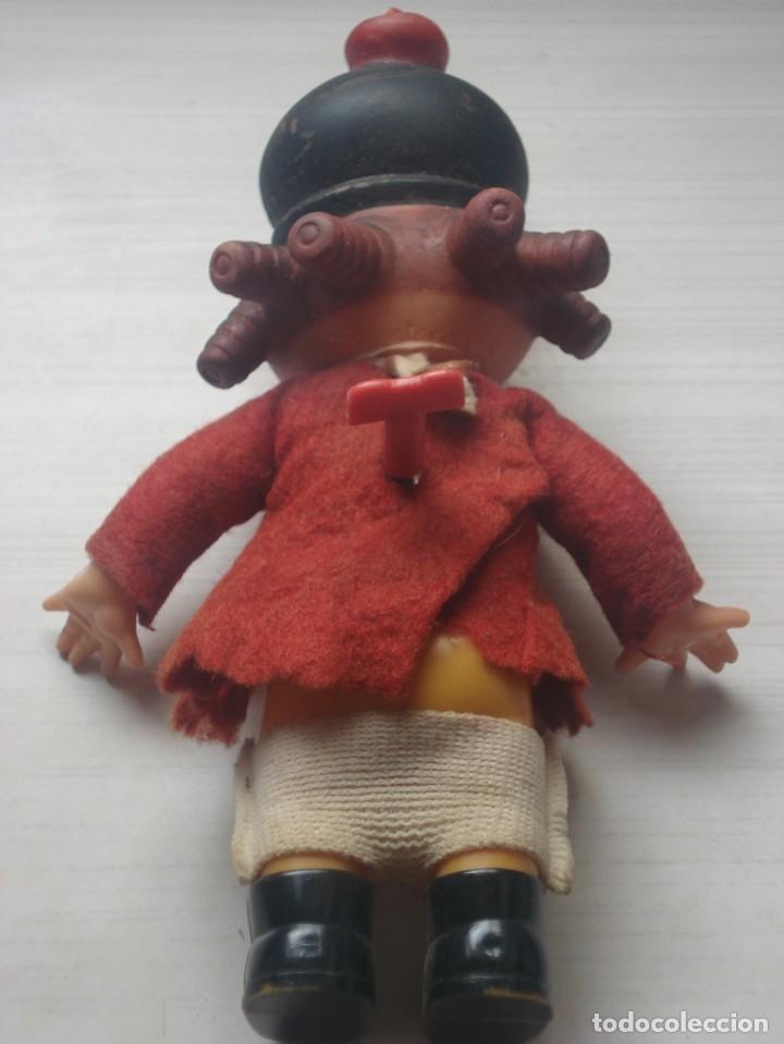 Juguetes antiguos: Muñeca Original Little Lulu La Pequeña Lulú Western P. Mecánica Ibense 1984 - Foto 20 - 263188555