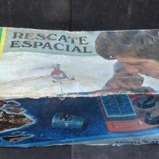 Juguetes antiguos: CONGOST RESCATE ESPACIAL EN CAJA. Lote 264977449