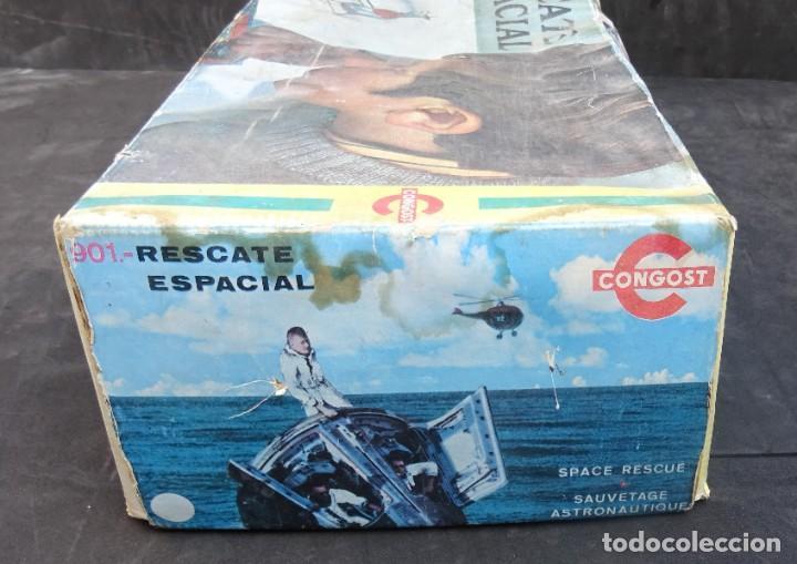 Juguetes antiguos: CONGOST RESCATE ESPACIAL EN CAJA - Foto 9 - 264977449