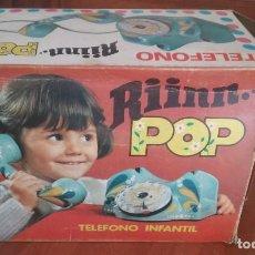 Juguetes antiguos: TELEFONO INFANTIL RIMA. Lote 265488634