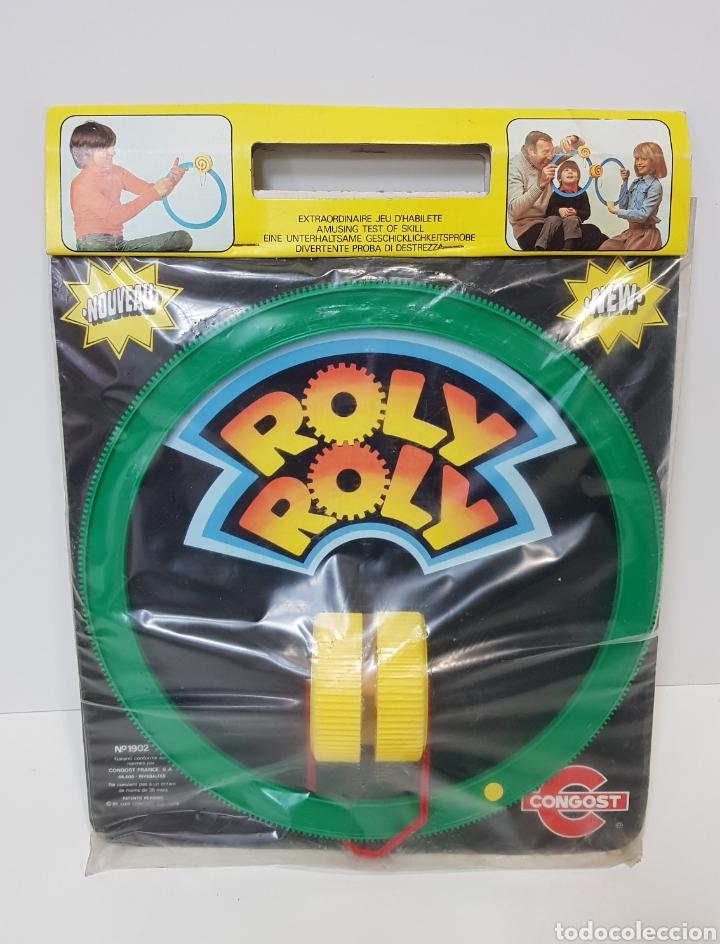 ROLY ROLY CONGOST - AÑOS 70 - ANTIGUO JUEGO (Juguetes - Marcas Clasicas - Otras Marcas)