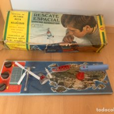 Giocattoli antichi: RESCATE ESPACIAL. DE CONGOST. Lote 266847599