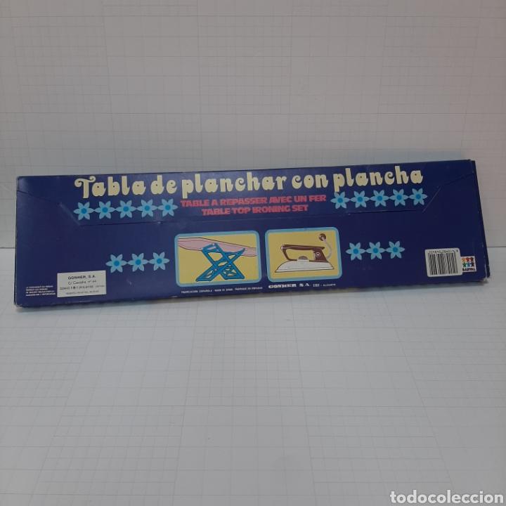 Juguetes antiguos: Tabla de plancha GHONER BARVAL - Foto 4 - 267505679