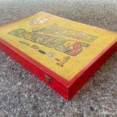 Juguetes antiguos: ANTIGUO JUGUETE GEYPER JUEGOS REUNIDOS. Lote 268864724