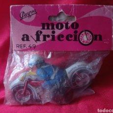 Brinquedos antigos: PAYVA MOTO A FRICCION REF 49 LEER DESCRIPCION. Lote 268890004